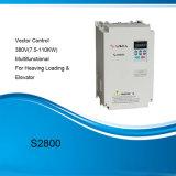 Alto rendimiento 7.5kw al mecanismo impulsor de la CA del inversor de la frecuencia de 350kw VFD