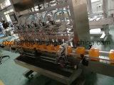 Máquina de rotulagem de tapagem de enchimento de tinta de solvente automática