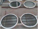 Professionele Fabrikant van het CirkelOpenslaand raam van pvc (bhp-RW07)