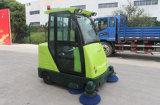 Spazzatrice di via brandnew di vuoto, macchina di pulizia della strada
