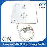 6m de largo alcance impermeable UHF RFID lector de exterior integrado