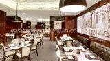 Mobília chinesa da mesa redonda do restaurante do painel gama alta da classe E1