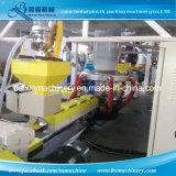 Máquina que sopla de la película del HDPE de tres capas
