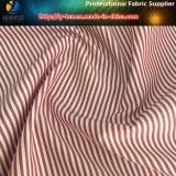 Moda T / C Camisa Tela de Mercancías Prompt