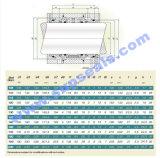 Mechanische Verbinding N3X-N3X Geschikt voor Gevaarlijke, Giftige, Ontvlambare, hoogst Schurende, Gasachtige Vloeistoffen