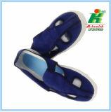 Ботинки деятельности бабочки ESD голубых цветов