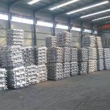 Lingot en aluminium 99.7%, 99.8%, usine 99.9%