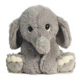 Giocattolo su ordinazione della peluche del giocattolo farcito elefante