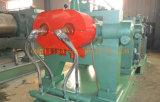 Moinho de mistura de borracha do rolo Xk-250 dois