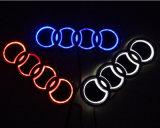 Divisa trasera del coche de la luz de insignia del emblema del LED para Audi