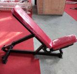 Banco ajustável do equipamento da ginástica da força do martelo (SF1-3005)