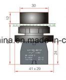 Dia22mm-La118kee de Schakelaar van de Drukknop van de Noodsituatie, Rode Kleur, Voltage 6V-380V