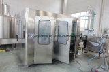 Tambor automático de 5L 7L 10L máquina de engarrafamento tampando de enchimento de lavagem da unidade 3 in-1 para o frasco do animal de estimação