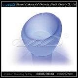 PE Material Cor de plástico Mudando o banco de vírgula LED recarregável