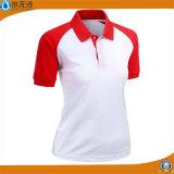 T-shirts en gros de polo de mode de coton de chemises de polo d'hommes