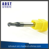Edvt 50HRC 2flute Tungsten Steel Ball Mill Cutting Tool