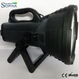30W 11000mAh電池が付いているLED X800 Shadowhawkの懐中電燈
