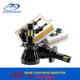Les ampoules lumineuses 48W 4800lm DEL Philips de phare de G6 H4 DEL ébrèche le C.C de 6000k 9-36V