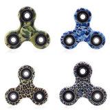 China-Fabrik ABS Handunruhe-Spinner-Spielzeug mit Tarnung-Farbe