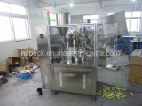 Автоматические завалка затира пробки и машина запечатывания для пробки металла от Китая