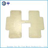 Подвергать механической обработке высокой точности частей пластмассы ABS