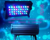 Uso impermeable o de interior de la venta 72PCS*3W LED de la pared de la luz linear caliente de la colada