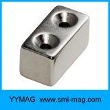 De super Sterke Generator van de Magneet van de Magneet van het Nikkel van het Blok van het Neodymium Permanente
