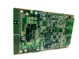 20 Schichten Vorhänge begrabene Vias Schaltkarte-mit Kommunikations-elektronischer Industrie