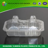 포장을%s 질에 의하여 보장되는 플라스틱 투명한 상자