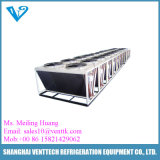 Condensador refrigerado a ar do Refrigeration D2-392 para o refrigerador seco da indústria