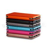 더하기 iPhone 7/7를 위한 새로운 다가오는 쉘 Kickstand PU 가죽 전화 상자
