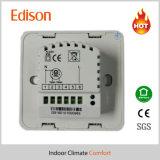 Programmable термостат комнаты цифров нагрева электрическим током топления воды