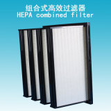 H13 H14 V Typ der Bank-HEPA des Filter-V