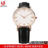 Yxl-008 het hete Horloge van Dw van het Polshorloge van de Mens van het Gezicht van de Verkoop Zwarte