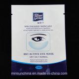 Gravure de plástico macio impresso embalagem laminada saco de máscara facial