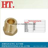 Guarnición de cobre amarillo de la MIPS del enchufe de la pista Hex del tubo