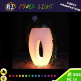 Mobilier de jardin Lighting RGB LED Flower Planter