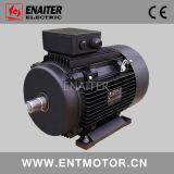 Alu que abriga o motor de indução elétrico para o uso largo