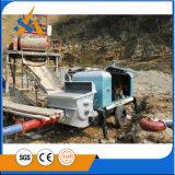Brücken-Aufbau-konkrete sonnige Pumpe