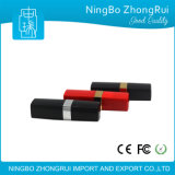 Capacidad modificada para requisitos particulares batería de la potencia del ABS del lápiz labial