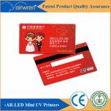 高速A3紫外線平面プリンターデジタル低価格の紫外線PVCカードの印字機