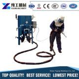Machine de sablage de matériel de sableuse pour le nettoyage extérieur