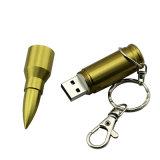 palillo Pendrive China de la memoria del mecanismo impulsor del flash del USB del punto negro del arma 8GB