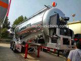 3車軸新しい状態5-50cbmのバルク乾燥したセメントのセミトレーラー