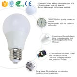 Bulbo alto CRI brillante de luz LED 5W 7W 9W