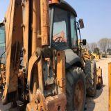 Affaire utilisée par action 580 de pelle rétro de roue prête pour la vente