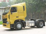 Sinotrukの完全な装置が付いている贅沢なトラクターのトラック
