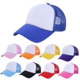 Gorra de béisbol promocional de la insignia de encargo de la fábrica