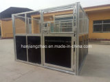 Australische Standard HDPE Quality Horse Stable met Roof (xmm-HS4)