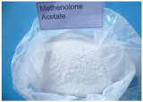 Rohes Steroid Hormon-Puder Methenolone Azetat CAS-434-05-9 für Bodybuilding